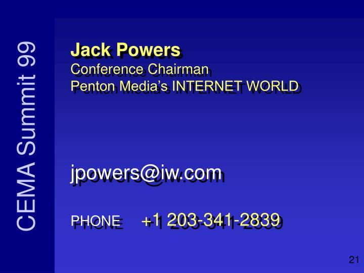 Jack Powers