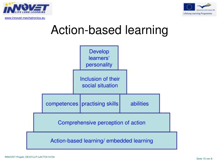 Action-based learning