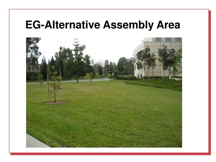 EG-Alternative Assembly Area