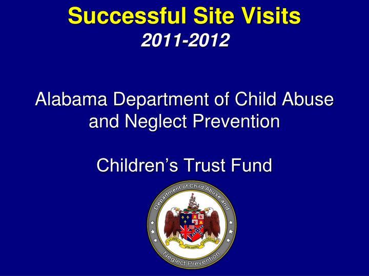 Successful Site Visits