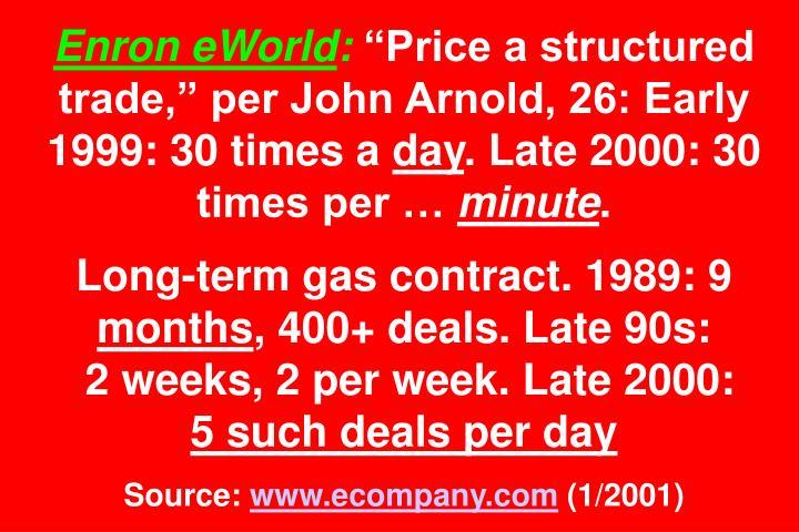 Enron eWorld