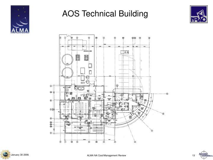 AOS Technical Building