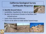 california geological survey earthquake response3