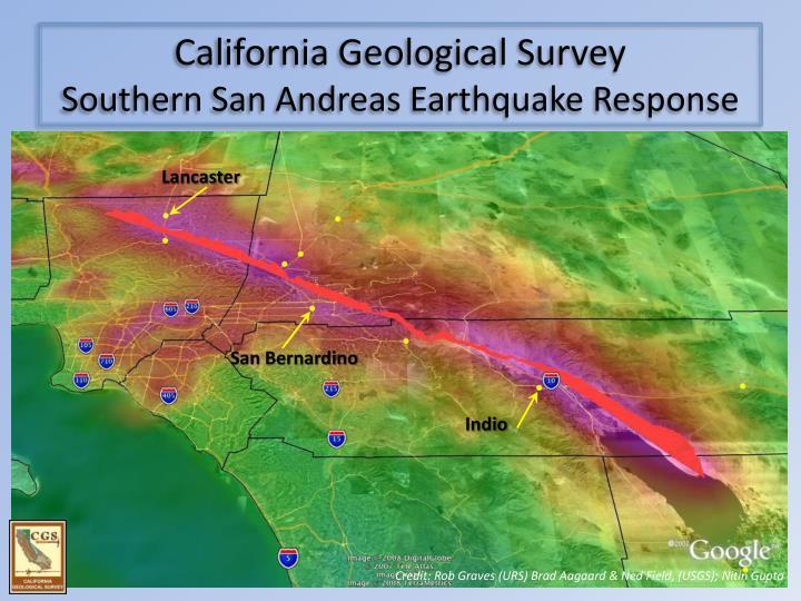 California Geological Survey