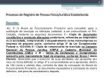 processo de registro de pessoa f sica jur dica estabelecida decreto1