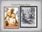 aryan master race