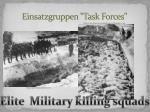 einsatzgruppen task forces