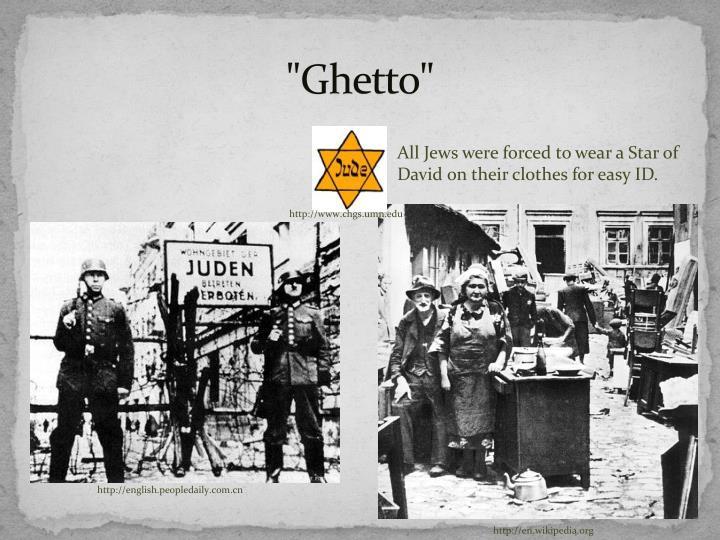 """""""Ghetto"""""""