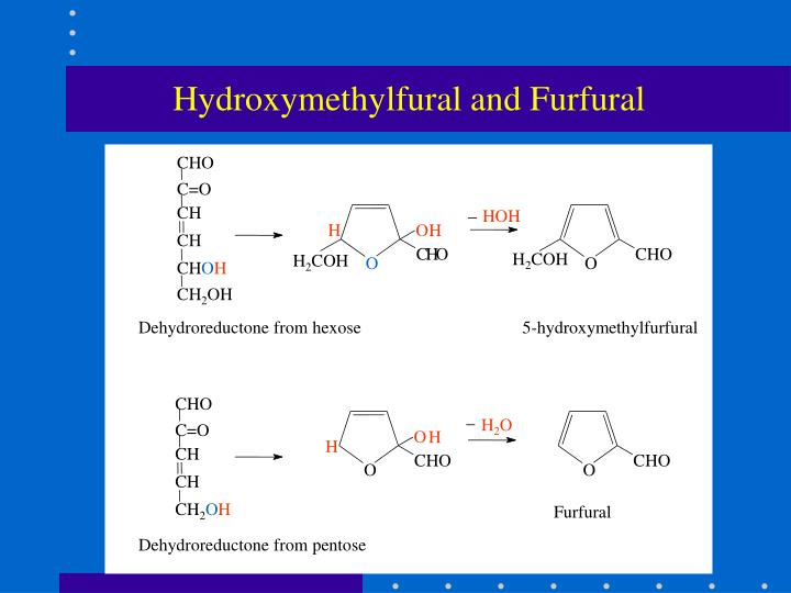 PPT - Flavor Compounds Formation by Maillard Reaction ... H2coh