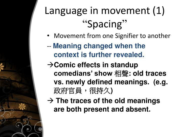 Language in movement (1)