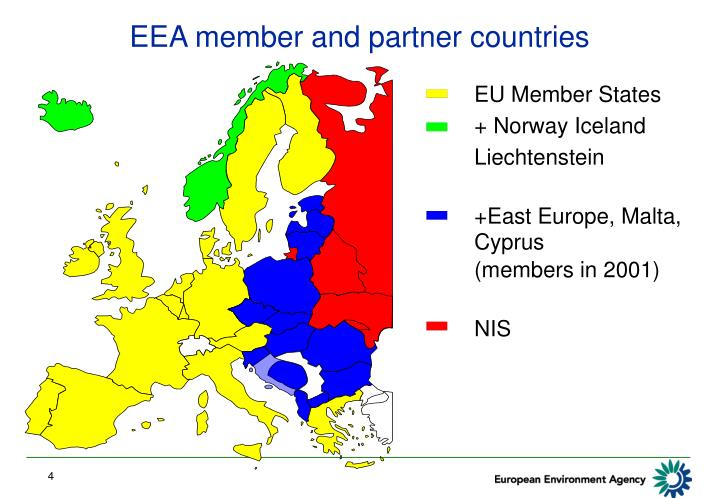 EEA member and partner countries