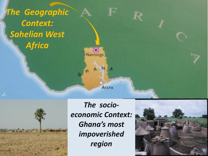 The  Geographic Context: