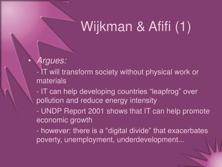 Wijkman & Afifi (1)