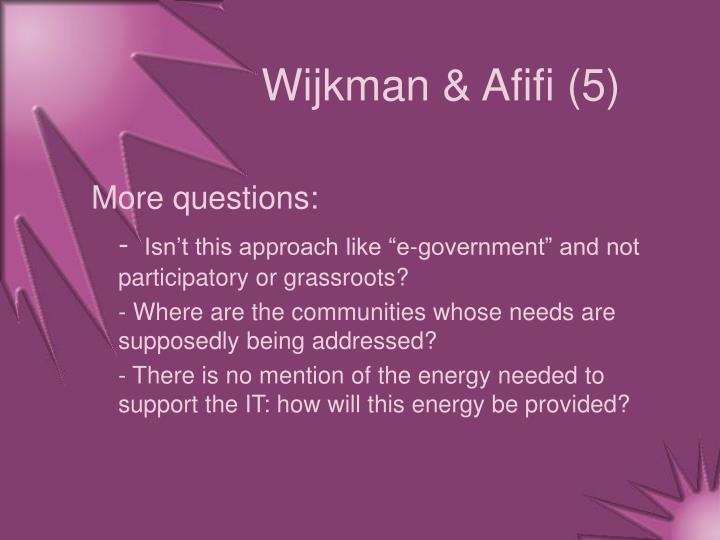 Wijkman & Afifi (5)