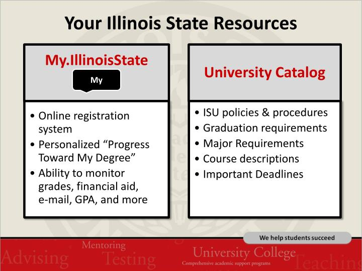 Your Illinois State Resources