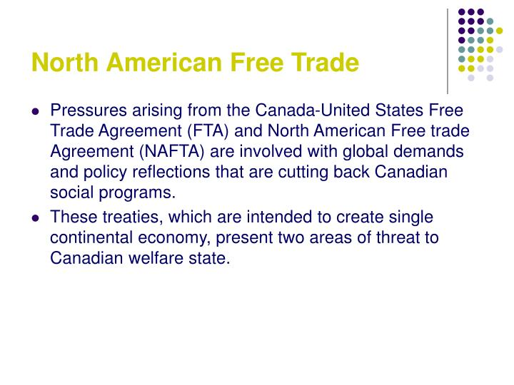North American Free Trade