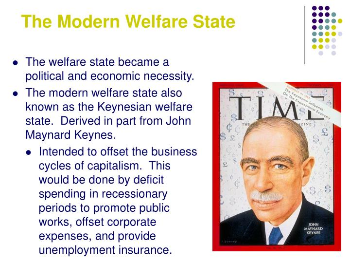 The Modern Welfare State