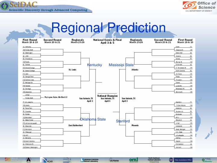 Regional Prediction