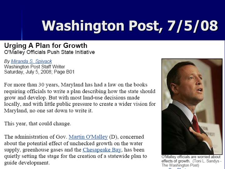 Washington Post, 7/5/08
