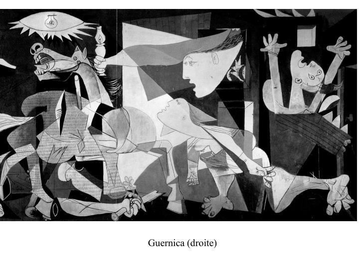 Guernica (droite)