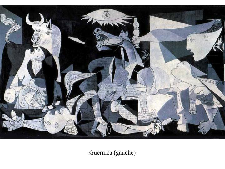 Guernica (gauche)