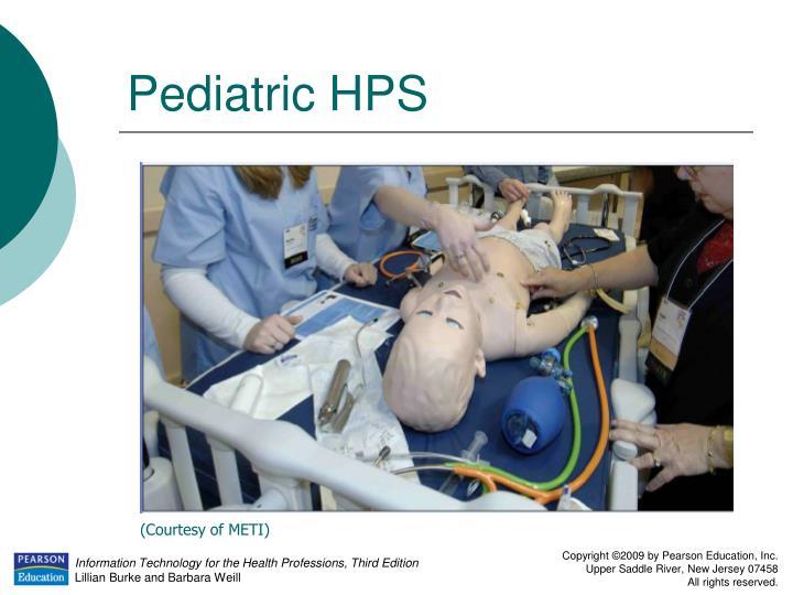 Pediatric HPS