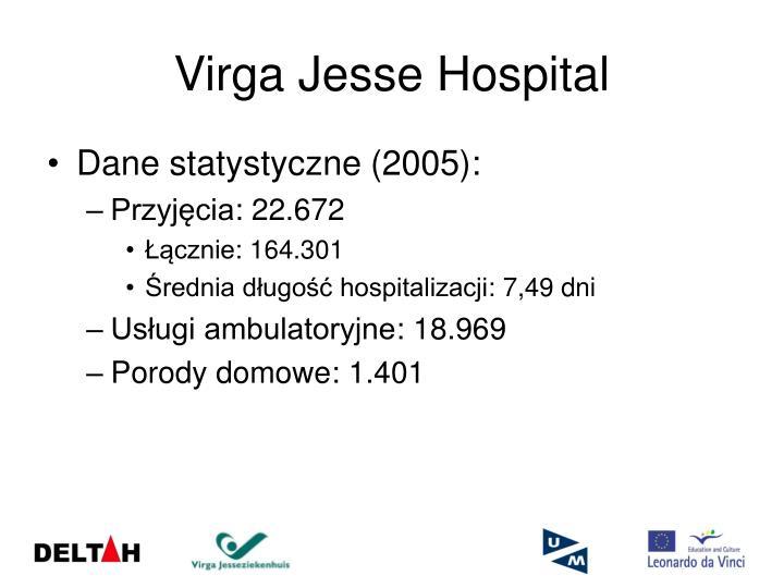 Virga Jesse Hospital