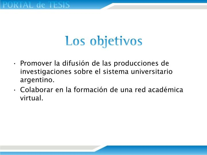 Promover la difusión de las producciones de investigaciones sobre el sistema universitario argentino