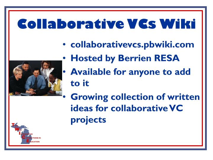 Collaborative VCs Wiki