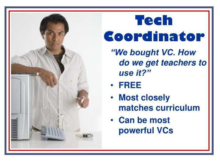 Tech Coordinator