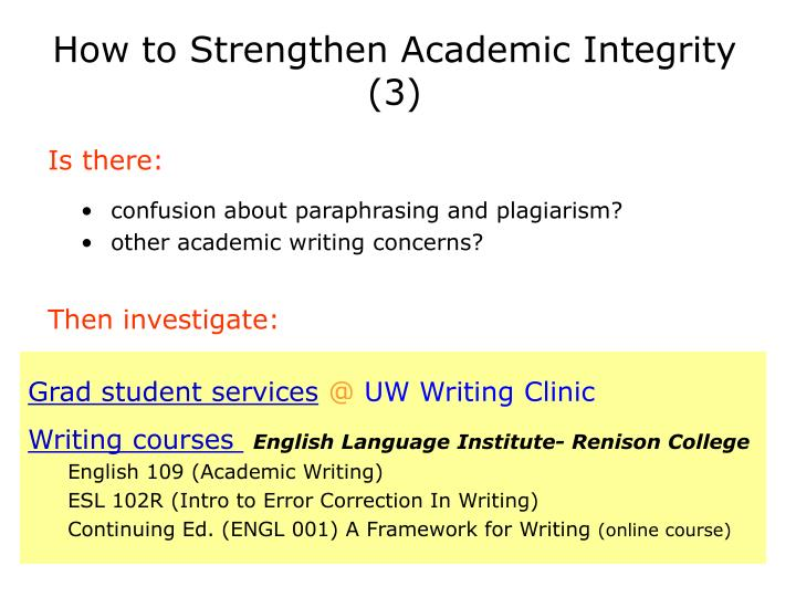 academic integrity and plagiarism essay Types doc and docx write a ten-page research paper on the topic of academic integrity ten-page research paper on the topic of essays plagiarism.