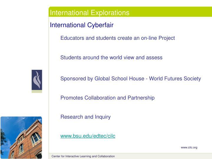 International Explorations