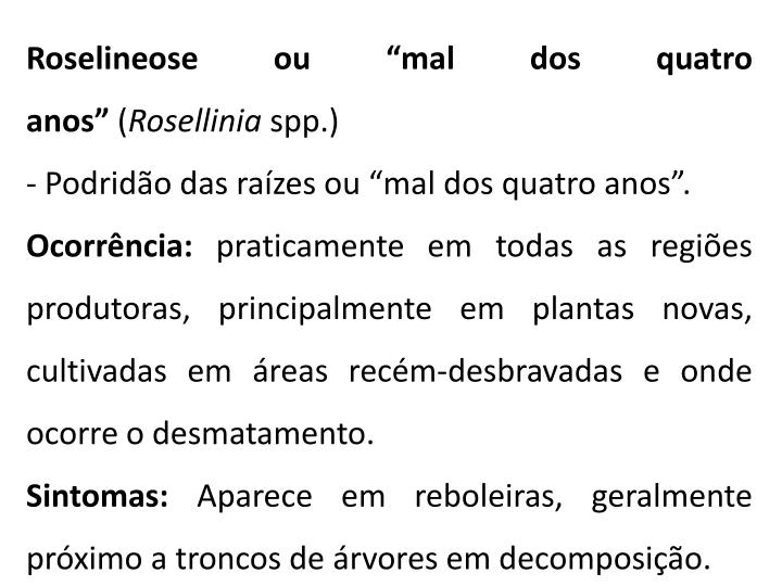 Roselineose