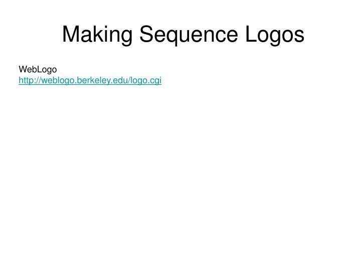 Making Sequence Logos