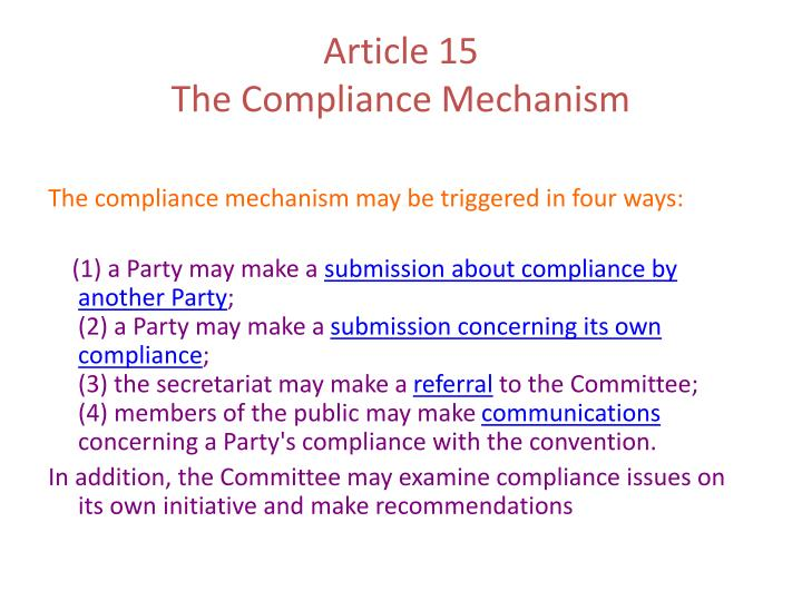 Article 15