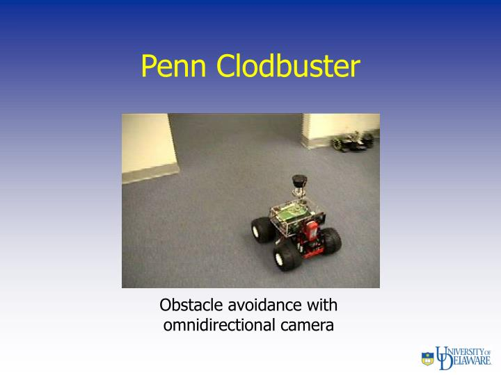Penn Clodbuster