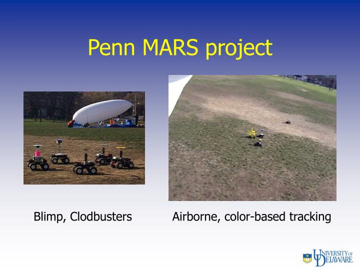 Penn MARS project