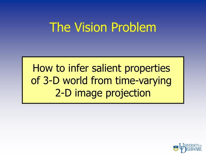 How to infer salient properties