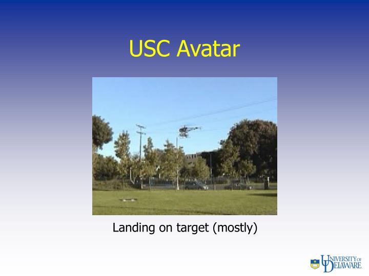 USC Avatar