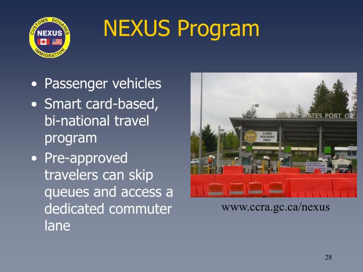 NEXUS Program
