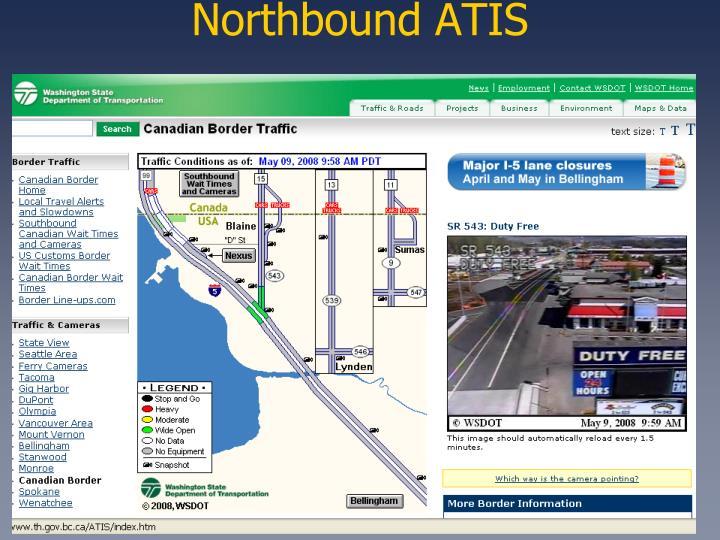 Northbound ATIS