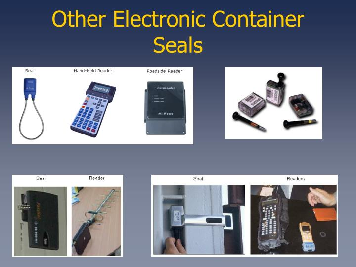 Other Electronic Container Seals