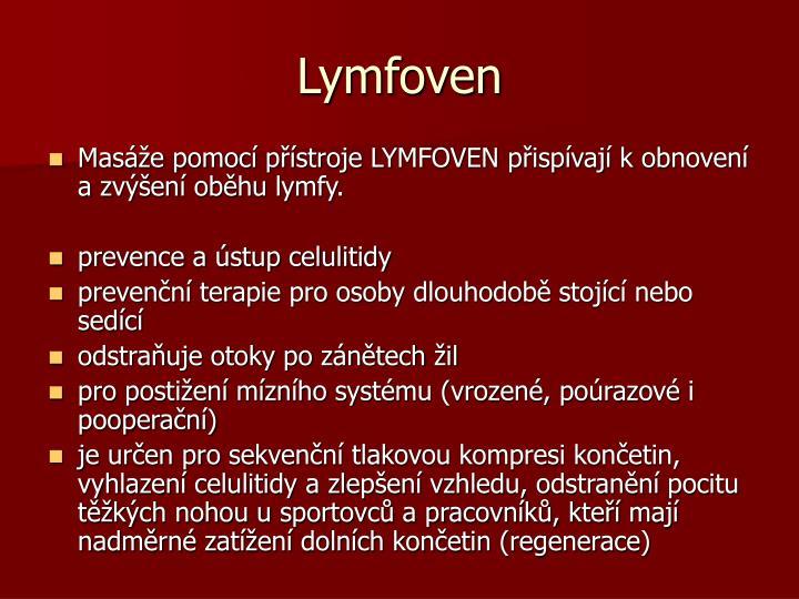 Lymfoven