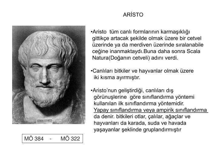 ARİSTO
