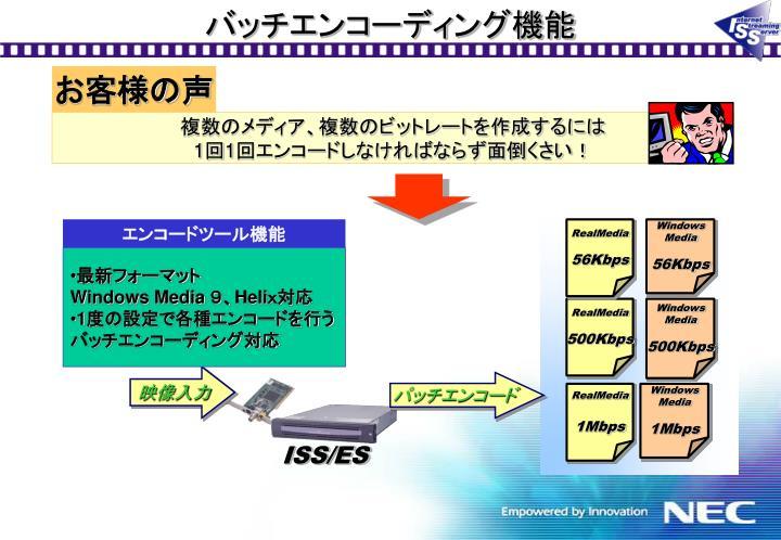 ISS/ES