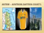 antrim aontriom saffron county