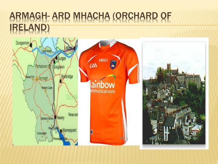 Armagh-