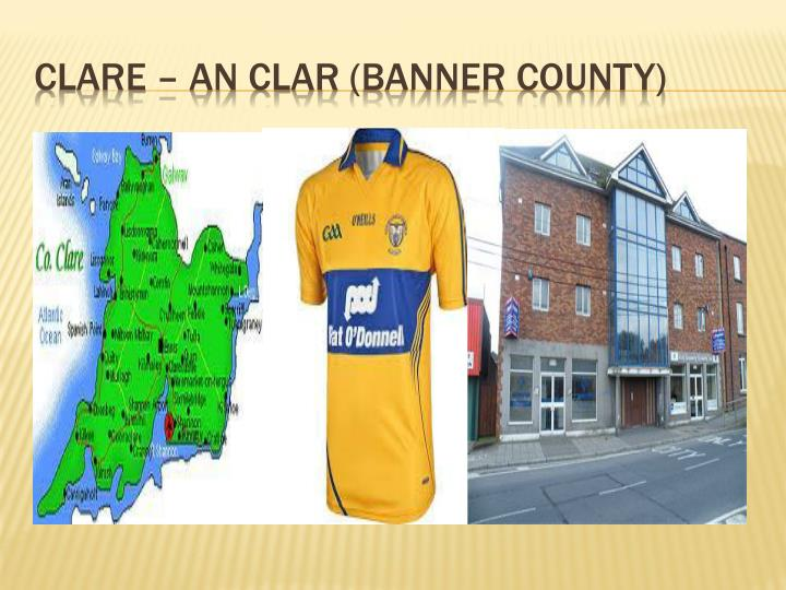 Clare – An