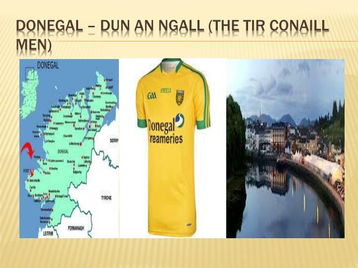 Donegal – Dun an