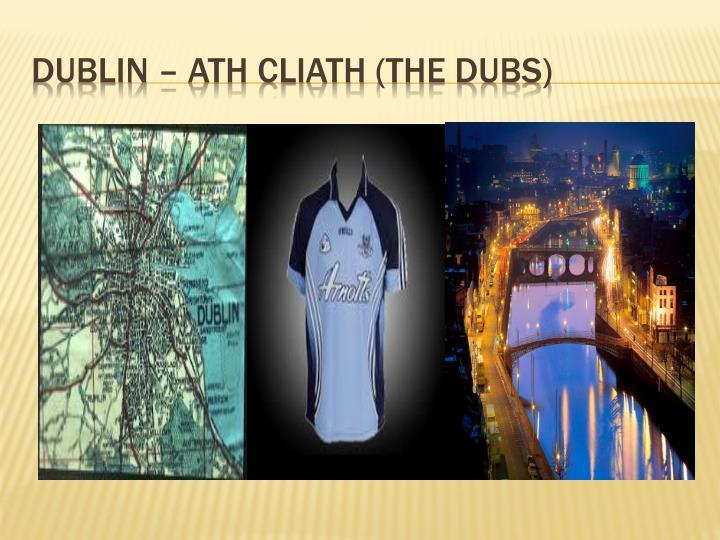 Dublin –